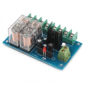 AC12V ~ 24V Speaker Protection Board UPC1237 loundspeaker protection Module 200W+200W Power protection board