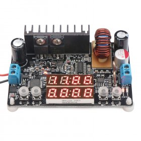 160W NC Power Supply Module DC 6~40.00V to 0~32.00V 5.1A Adjustable Buck Voltage Regulator DC 12V 24V Adapter/Driver Module