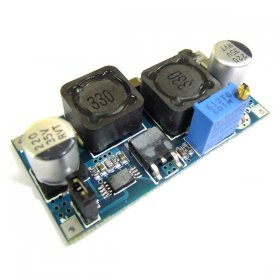 DC Auto Boost Buck Converter 25W 3-15V to 0.5-30V for Solar Panel Step Up Down Voltage Regulators
