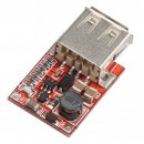 Mini USB Power Supply DC1~5V to DC 5.1~5 .2 V Boost Voltage Regulator USB Charger / Adapter for Cell Phone / MP3 / MP4/ PSP etc