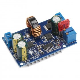 5A DC5-32V to 1.25-20V Step Up/Down Converter Boost Buck Regulate Power Supply LED Driver