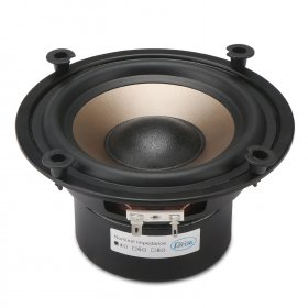 Subwoofer Speakers 5.25-inch 4 ohms Shocking Bass Loudspeaker 40W Woofer Speaker Double magnetic Speaker for DIY speakers
