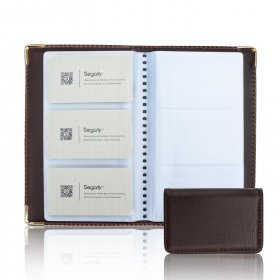 2 PCS/LOT Business card book/Card Holder/PU Cards Holder/Card organizer for ID card/bank card/Bus Card/mini photos etc