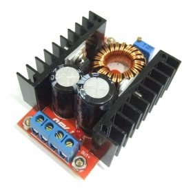 DC 10-32V to 60-97V Boost Converter Voltage Regulation Car Power Supply Charger Module