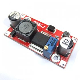 DC-DC LM2577 Boost Converter 3-34V to 4-35V Low Ripple Boost Converter Module