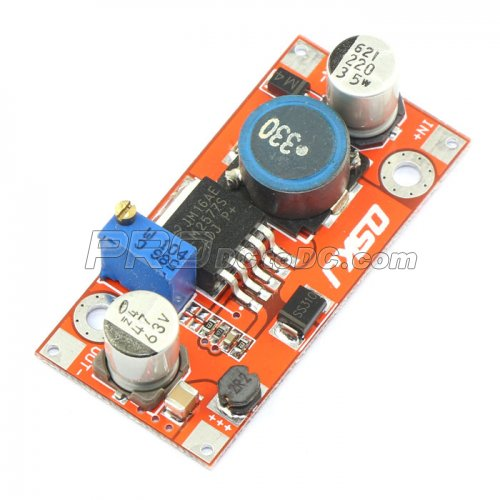 LM2577 DC-DC Step-Up 3.5-30V to 4-30V Booster Power Supply Module Arduino