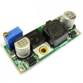 DC 3-24V to 5-25V Switching Power Supply Module Lithium Battery Boost Circuit Board