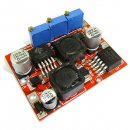 LM2596 DC 4-35V to 1.25-25V Automatic Buck-boost Power Supply Module With charging