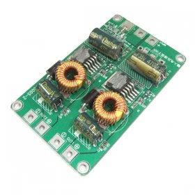 DC Buck Converter Dual Channel output 12V 24V 8-30V to 5V 10A Power Supply for Car LED Screen