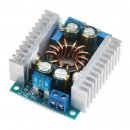 150W Power Supply Module DC 10~32V to 10~46V 16A Adjustable Boost Converter DC 12V 24V Voltage Regulator/Adapter/Charger/Driver