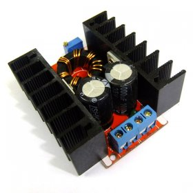 150W Power Supply Module DC 10~32V to 12~35V 6A Boost Voltage