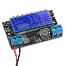 NC Power Supply Module/Charger DC 5~23V to 0~16.5V 3A Adjustable Buck Voltage Regulator/Adapter/Driver Module With LCD Voltmeter/Ammeter/Capacity Indicator