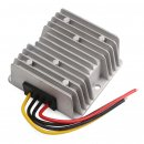 DC Boost Power Supply Module DC 12V (9V~24V) to 24V 5A 120W Voltage Regulator/Car Converter/Power Adapter/Driver Module Waterproof