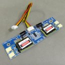 "Small 10-25V Wide Voltage high-voltage board 4 Lamp Universal LCD Inverters Power Board for 17-22"" Widescreen"