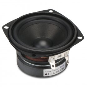 3 inches 4 ohms 15W Audio Speaker Hi-Fi Full-range Audio Antimagnetic Speaker Loudspeaker satellites good audio sound