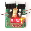 Digital DC-DC Buck Converter 5V/12V Step Down Regulator 8A CC CV Red LED Drive
