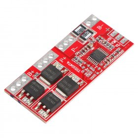 4-series lithium battery protection board 14.4V/14.8V/16.8V 30A High Current battery Charger