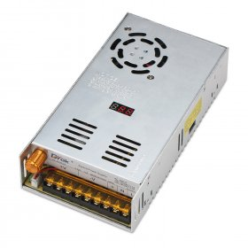 48W Switching Power Supply AC110~220V to DC0 ~ 48V 10A Led Display Adjustable Voltage Regulator DC 12V 24V Power Adapter/Driver