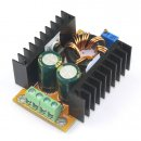 DC-DC Boost Converter 10-32V to 12-35V 16A Step-Up Adjustable Power Supply
