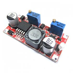 DC Adjustable Buck Voltage Regulator 12v DC to 3.7v DC steady current power supply Step Down Converter