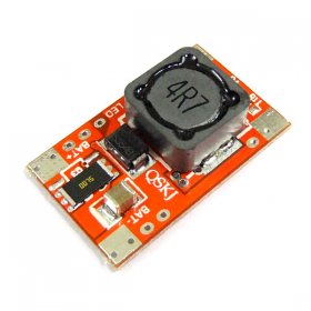 LTC4002 DC 4.7-24V to 4.V Switching Battery Charging Module for Lithium Battery Charging