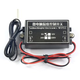 DC 5V -15-70℃ Heating Cooling Temperature Control Switch Temp MCU Thermostat