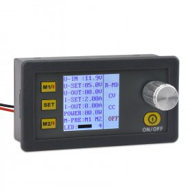 Digital Multimeter DC 4.5~23V to 0V~20.0V 2A 40W Adjustable Voltage Regulator/ Multifunction Meter/CC-CV Converter/CNC Adapter