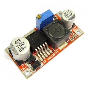 DC 4.5-35V to 3-33.5V Buck Converter Step Down Voltage Adjustable Switching Power Supply