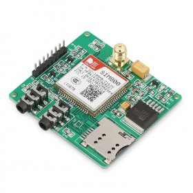SIM800 Quad-band Add-on Development Board GSM/GPRS/MMS/SMS/STM32 for UNO exceed SIM900A UNVSIM800 Expansion Board