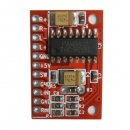 Ultra small High-power Amplifier Board DC Digital Amplifier Board 3W+3W Electric Power AMP 5V USB Power Supply