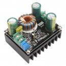 600W Constant Current 12-60V To 12-80V DC Step Up Electrical Converter Regulator