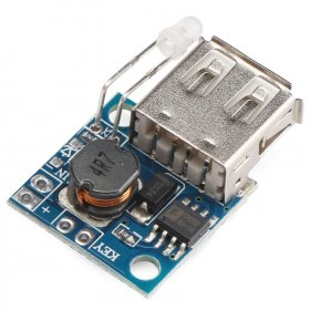 DC 2.5V ~ 5V to 5V Battery Charging Board USB Charger 1000mA Charging Circuit Module for Tablet PC/Mobile Phone/MP3/MP4 etc