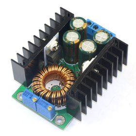 12V To 5V 3A Stepdown Charger LM2596 Power Module Converter Integrate Dcircuit