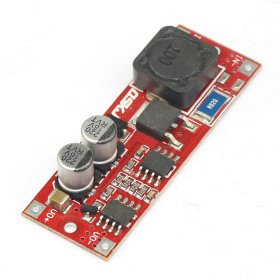 DC Converter Step Up Regulator Power Supply Boost 8-12.6V to 10-14V 12V 3*Lithium Replace 10*Ni-MH Battey