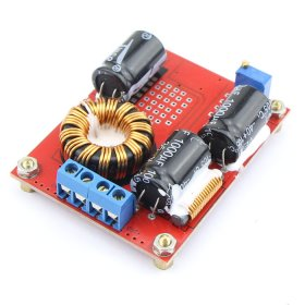 72W Power Supply Module DC 8~32V to 12~35V 3A Boost Converter/Voltage Regulator/Driver Module DC 12V 24V Adapter