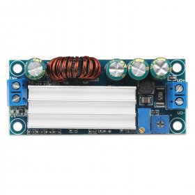 60W Power Supply Module DC 5~30V to 0.5~30V Automatically Boost/Buck Voltage Regulator DC 5V 12V 24V Adapter/Driver/Charger
