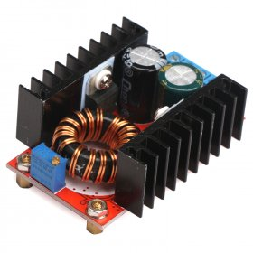120W DC/DC 10-32V to 35-60V Boost Converter Laptop Notebook Car Power Supply