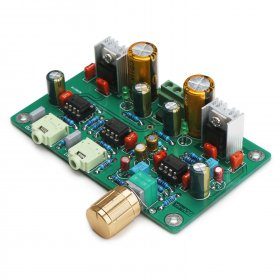 DC/AC 9 ~15V Audio Amplifier A30 Pre-amp Amplifier HiFI High Performance Headphone Amplifier DIY K701