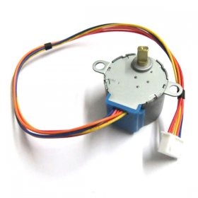 DC Motor Stepper Motor 28BYJ-48 5V 4 Phase Reduction Gear Stepper Motor for Arduino PIC MCU DIY