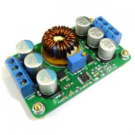 DC Buck Converter DC 16~40V to 1.0~12V 6A Step Down Voltage Regulator/Adjustable Adapter DC 5V 12V Power Supply Module/Driver Module