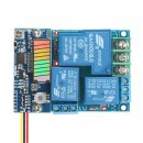intelligent controller DC 10~90V Charge Controller DC12V 24V 48V Storage Lithium Battery Charger Control Switch Protection Board