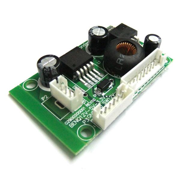 DC 12V to 5V 3 3V LED Power Supply Car Stepdown Converter